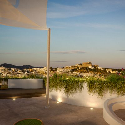 Hippiements-Terrace_Ibiza-old-town